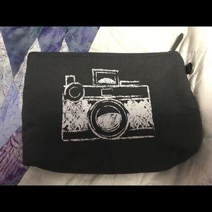Handbags - Thirty One Mini Zipper Pouch Camera